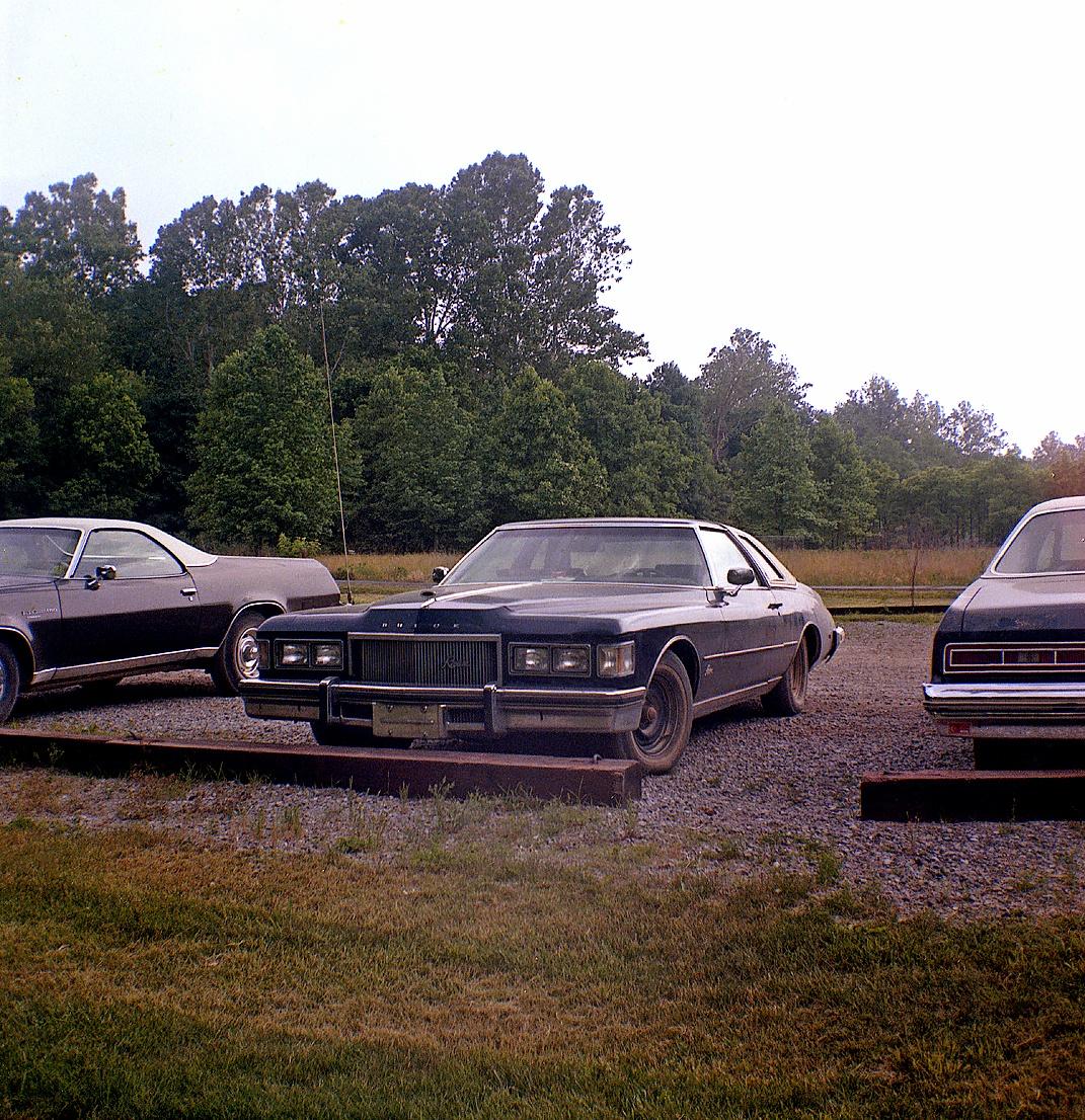 OQuinn's Blog: Photo Of A 1966 Chrysler 300 Chrome Sally