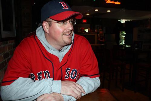 At the Baseball Tavern by you.
