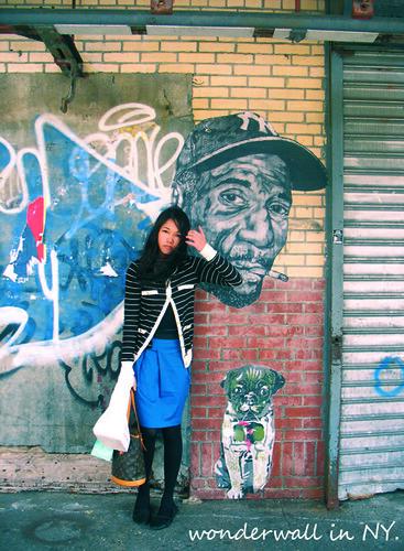 very last New York