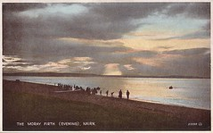 Nairn, Moray Firth, Evening 1932