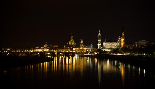 Skyline of Dresden