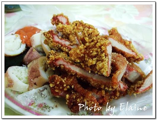 紅燒肉+小捲