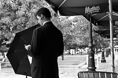 mythos (stefanos_k) Tags: street people bw blackwhite streetphotography athens greece athina streetphotos athen streetphotographer attiki  attika   attici  atttica  stefanosk