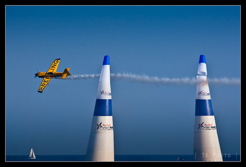 Red Bull Air Race Barcelona