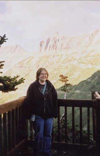 My first trip to Glacier National Park, 9/2002.