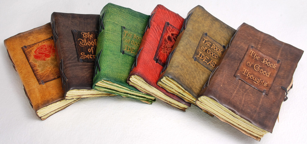 Image result for leather bookbinding medieval