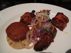 Indian Starters - Yantra, Singapore
