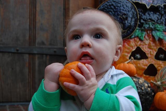 Owen pumpkin