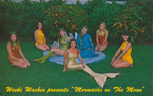 "Weeki Wachee Presents ""Mermaids on the Moon"""