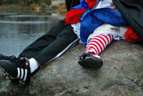 Halloween Feet 2009