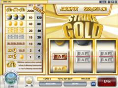 Strike Gold
