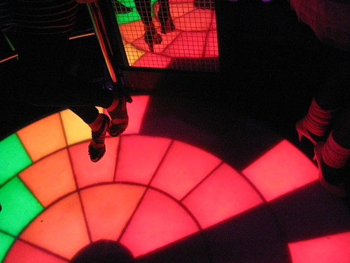 our private dance floor