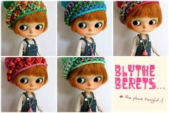 The berets...