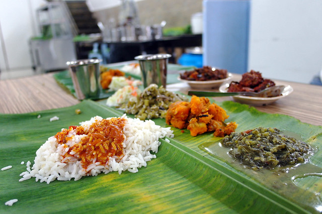Vishal Food & Catering, Brickfields, KL-7