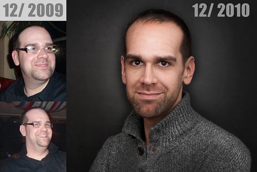 Wie Sascha in einem Jahr 80 Kilo abnahm