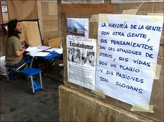 dia 9 (salmon del piles) Tags: plazamayor gijon indignacion democraciarealya