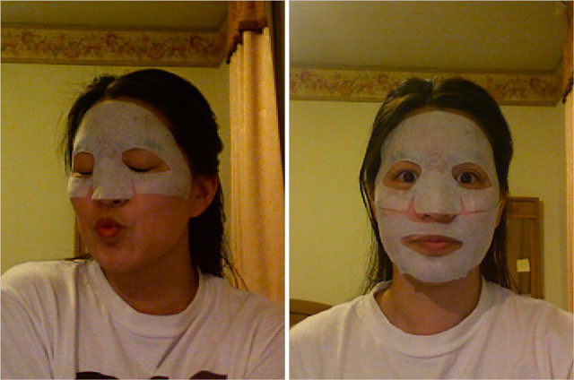 Asian Face Mask
