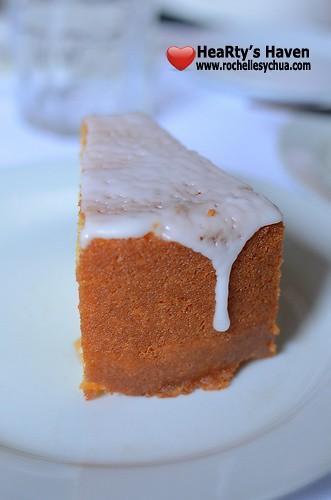 rum cake restaurant uno