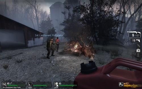 Left 4 Dead ganado