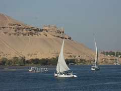 Aswan - nil (hiddelbee) Tags: africa travel public egypt aswan