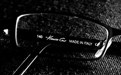 Made in Italy (Green Fire Photography) Tags: glasses kennethcole connoxfire