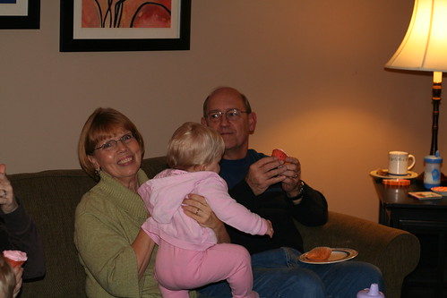 Gammy, Grin and Leah
