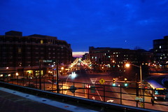 Alexandria (jeffq) Tags: morning alexandria night sunrise virginia va kingstreet oldtown oldtownalexandria 22314 alexandriava
