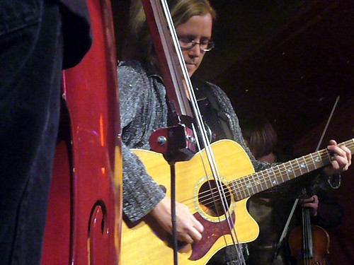 Bass Strings and Susan Gibson