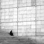 La Defense Steps