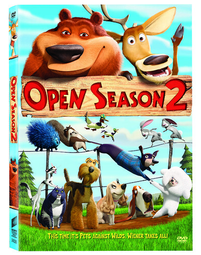 Open Season 2 Box Art