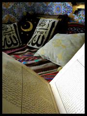 Sidi Bou Said, Casa del Notaio (nennixedda) Tags: tunisia islam sidibousaid mosque quran moschea corano