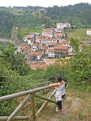 tazones (asturias) (sacre) Tags: asturias viajes tazones olympussp550uz