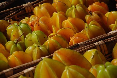 carambola (starfruit)