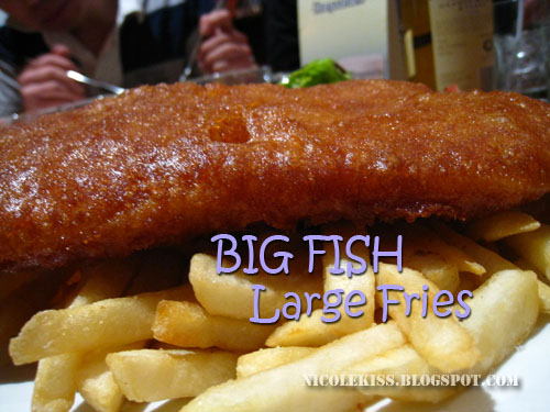 big fish and chip
