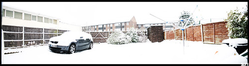 Panoramic snow 2