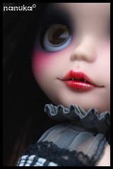 *MaDaMe MuRieLLe* (*NaNuKa*) Tags: show red art look photo doll vampire ooak victorian lips blythe custom takara vamp nanuka mueca epoque mdinamita madememurielle