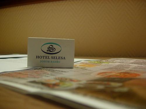 hotel selesa