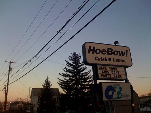 hoebowl