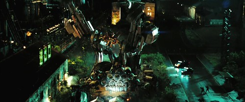 Transformers 2 Demolishor