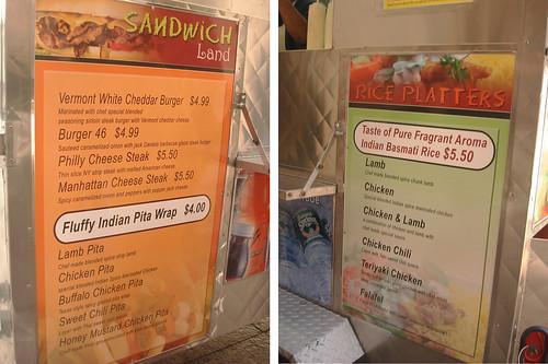 sandwichmenu