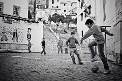 Quiero ser como Cristiano Ronaldo / Bend it li...