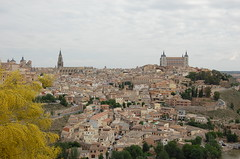 Toledo,Spain (Aviation and Nature) Tags: panorama strand spain zee toledo zon spanje d40 nikond40