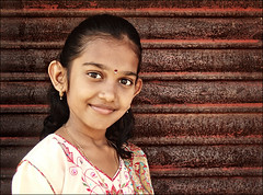 Stainless smile (P.C.P) Tags: portrait girl smile children kid tamil tamilnadu stainless kovilpatti pcpsk59