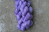 Matching Trim- Periwinkle on aran wt BFL
