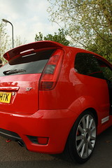 Jord's ST (Edwards93) Tags: red ford st fiesta craig edwards