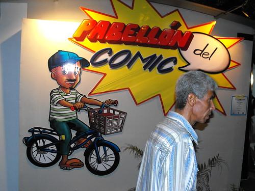 Pabellon Comic