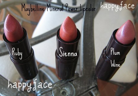 maybelline mineral power lip