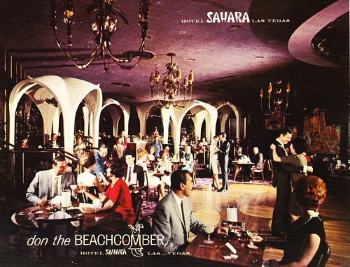 Don the Beachcomber Sahara Las Vegas