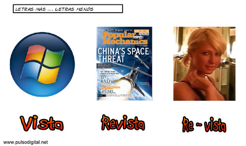 Cuestión de letras