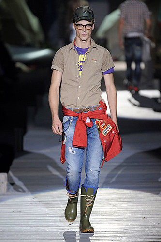 Clement Chabernaud329_SS10_Milan_Dsquared2
